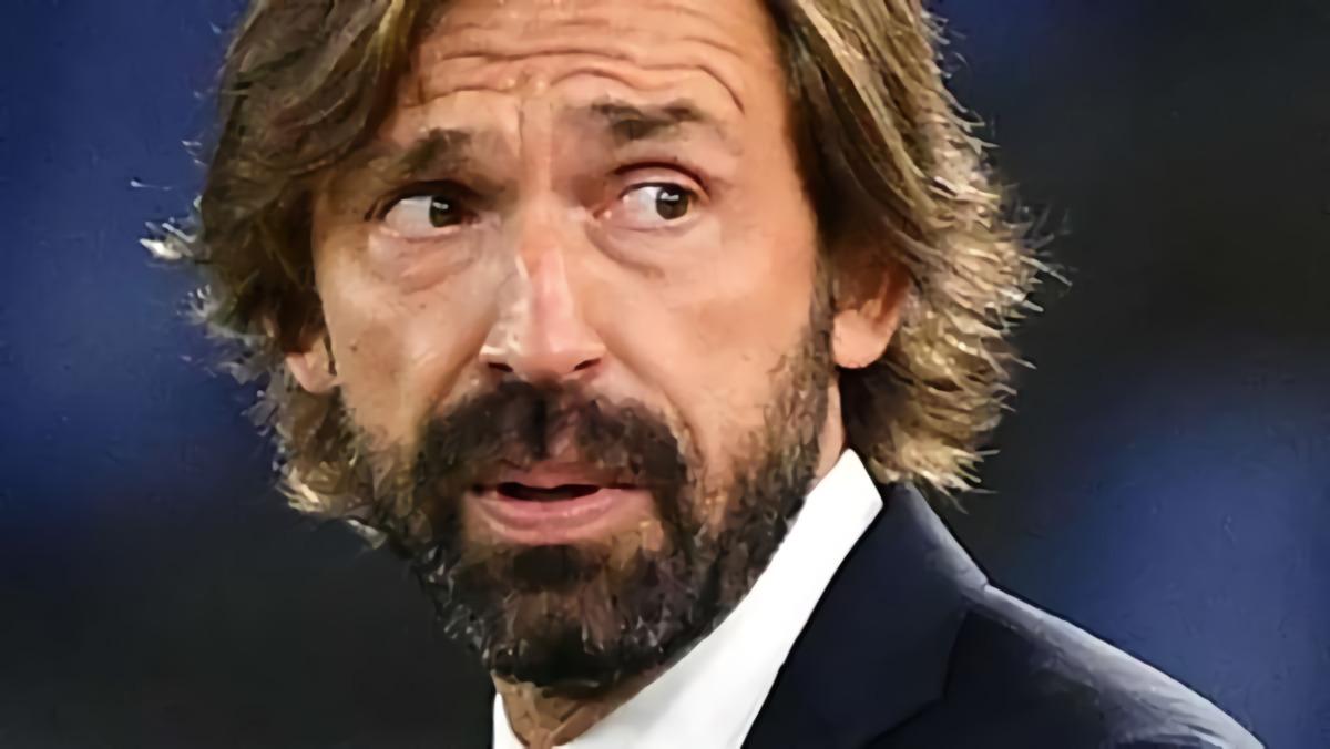Bos Juventus Andrea Pirlo: Saya Lebih Stres Jadi Pelatih!