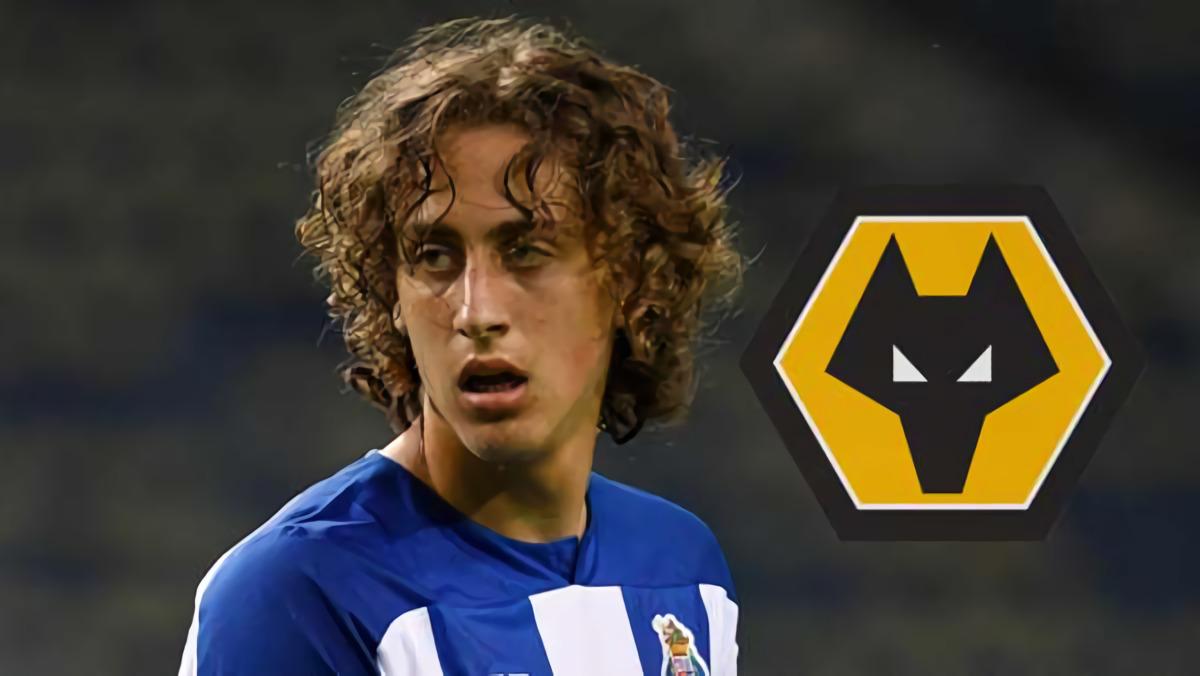 RESMI: Wolves Rekrut Fabio Silva Dengan Rekor Transfer Klub £35 Juta Dari Porto