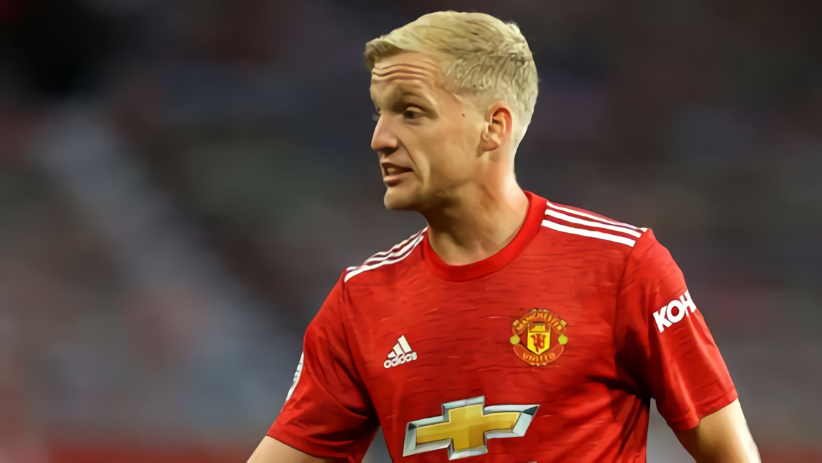 Manchester United Bikin Agen Donny Van De Beek Kecewa