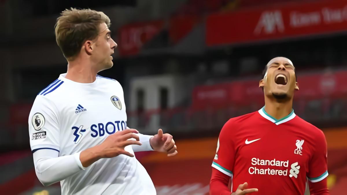 """Pertahanan Liverpool Dalam Masalah Besar!"" – Steve Nicol Ingatkan Jurgen Klopp Setelah Dibobol Leeds United"