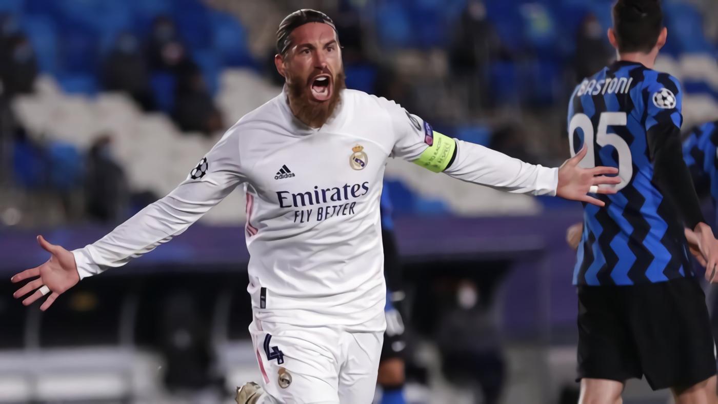 Presiden Real Madrid Persilakan Sergio Ramos Hengkang?