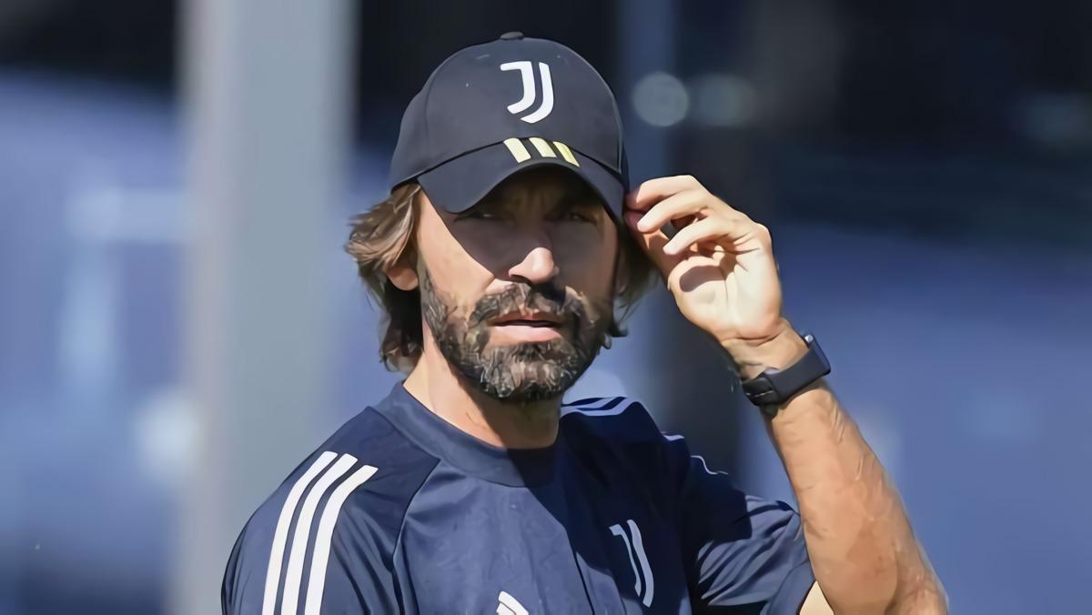 Pirlo: Juventus Butuh Striker Baru