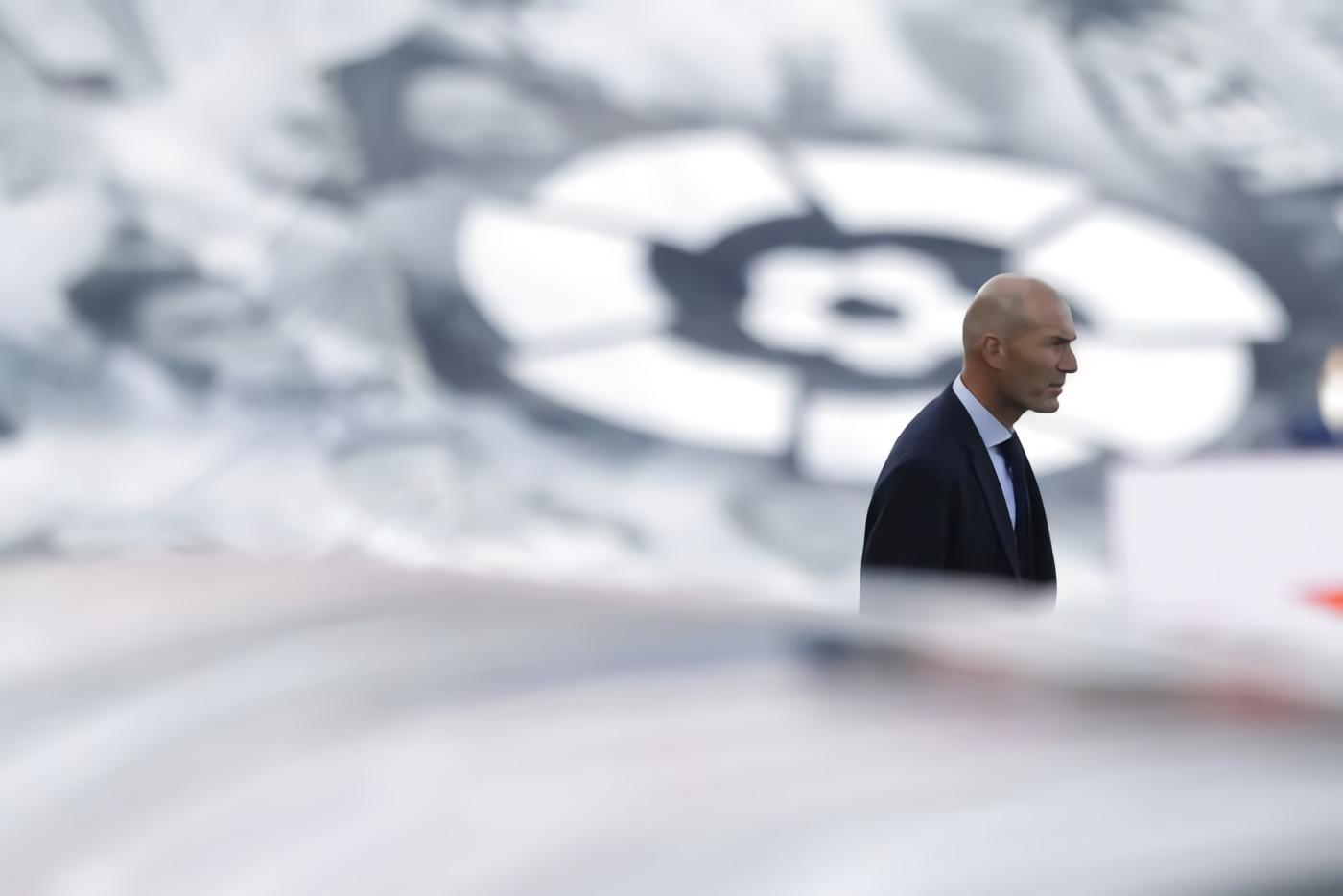 Real Madrid yang Sepi