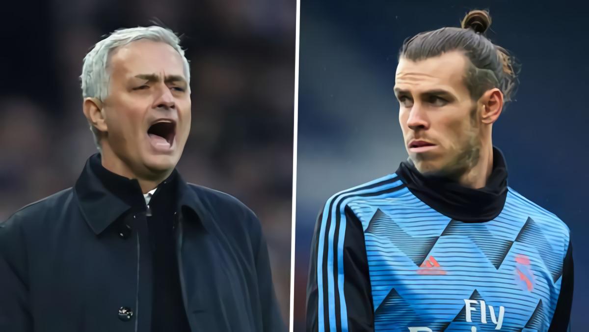 Jose Mourinho Kirim Isyarat Mainkan Gareth Bale