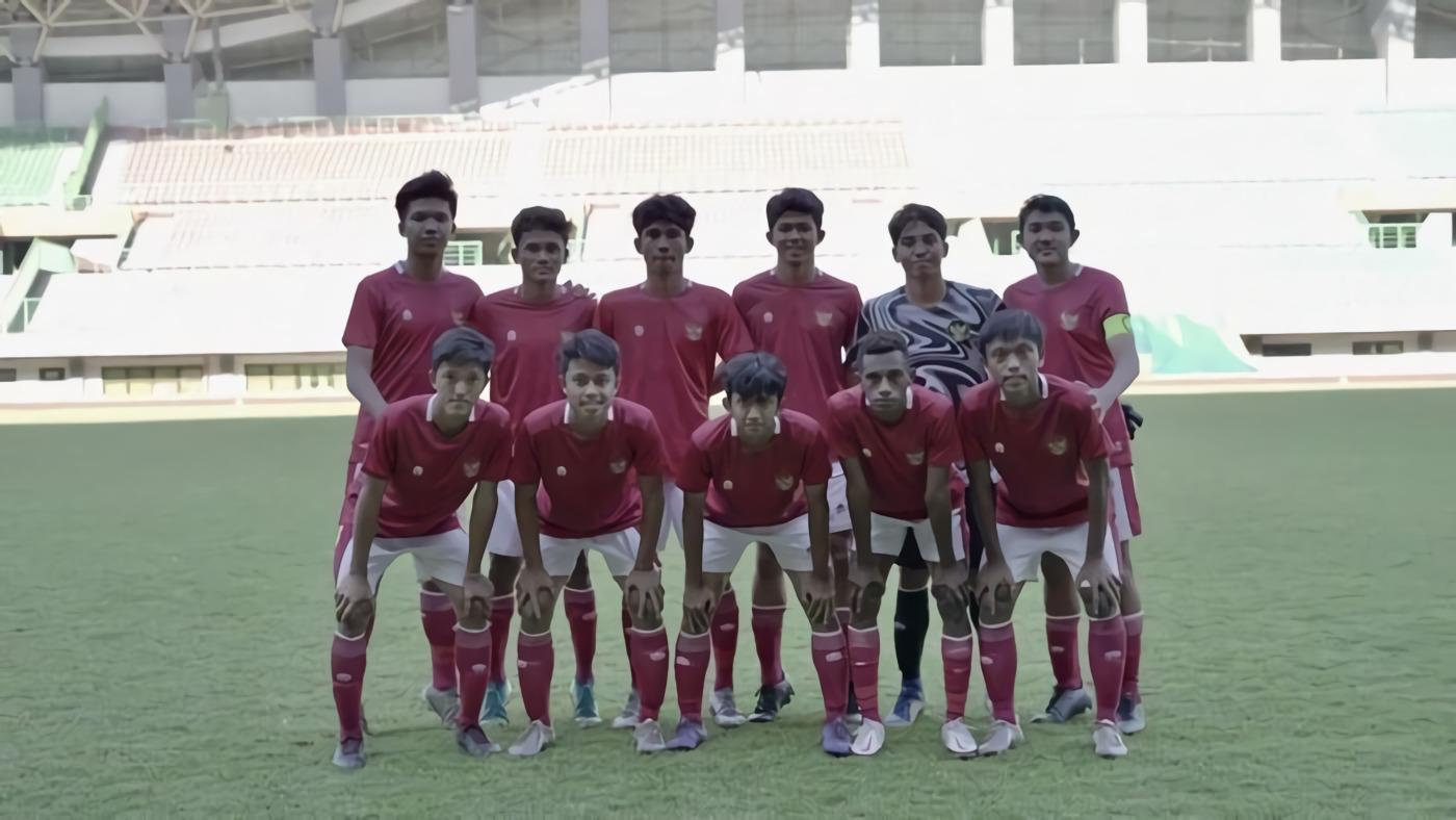 Timnas Indonesia U-16 Vs Uni Emirat Arab: Garuda Muda Kalah Tipis 2-3