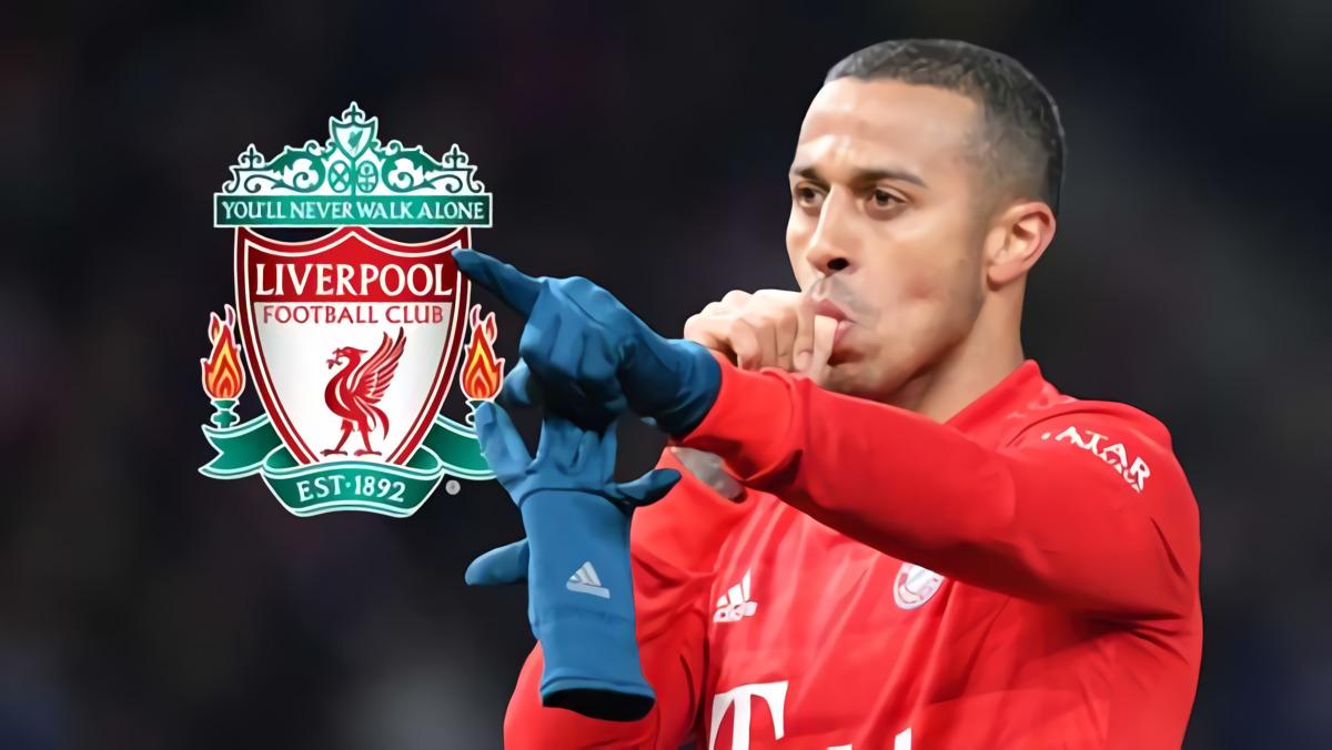 Klopp Senang Mendengar Gosip Transfer Thiago Ke Liverpool