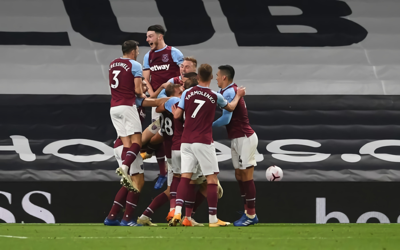 Ketat! Tottenham Hotspur Diimbangi West Ham 3-3