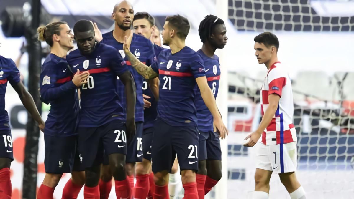 Prancis Kembali Meraih Kemenangan