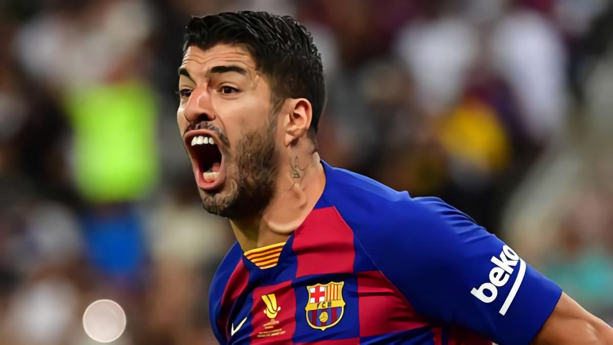 Ronald Koeman: Jika Bertahan Di Barcelona, Luis Suarez Tetap Masuk Skuad