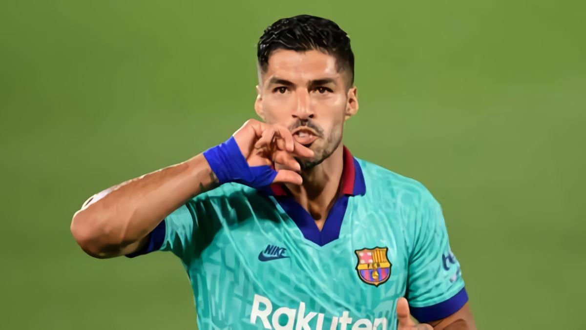 Luis Suarez Masih Mungkin Gabung Juventus, Meski Edin Dzeko Merapat