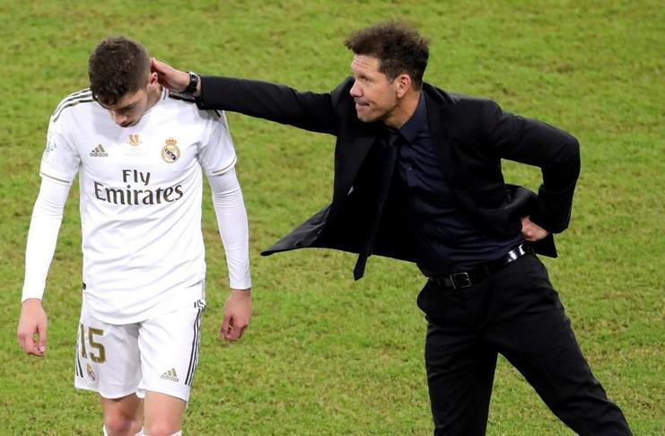 Diego Simeone: Real Madrid Juara Berkat Federico Valverde