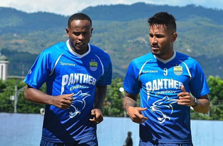 Wander Luiz dan Joel Vinicius Berpotensi Cepat Didepak Persib
