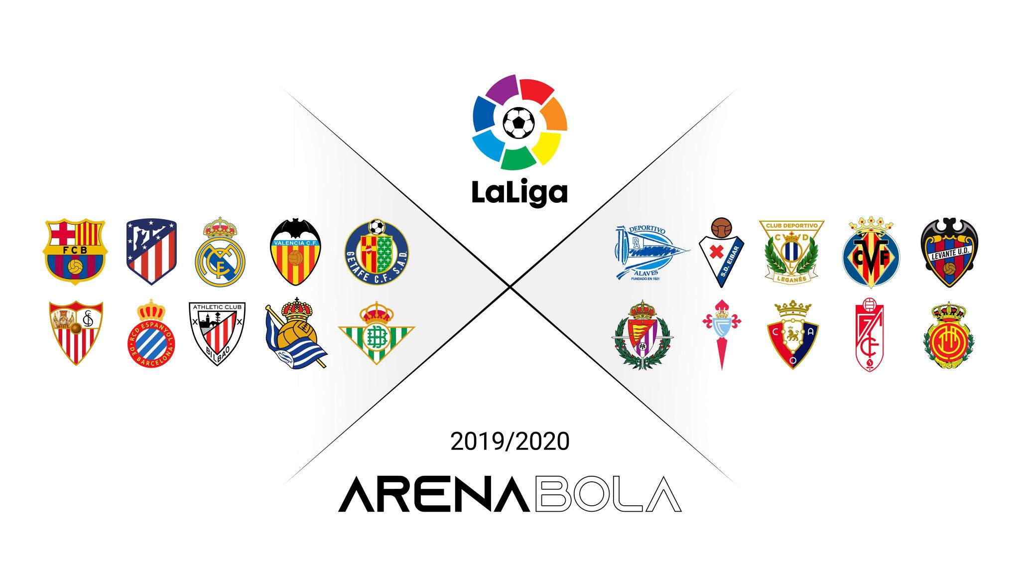 Jadwal Liga Spanyol Musim 2019/2020 Malam ini Terbaru