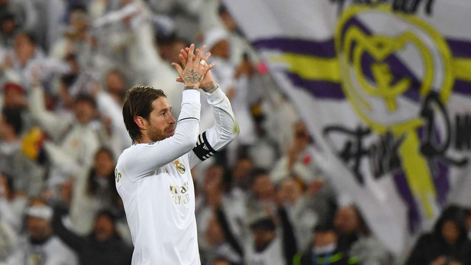 Sergio Ramos: Negeri Ini Butuh Sepakbola!