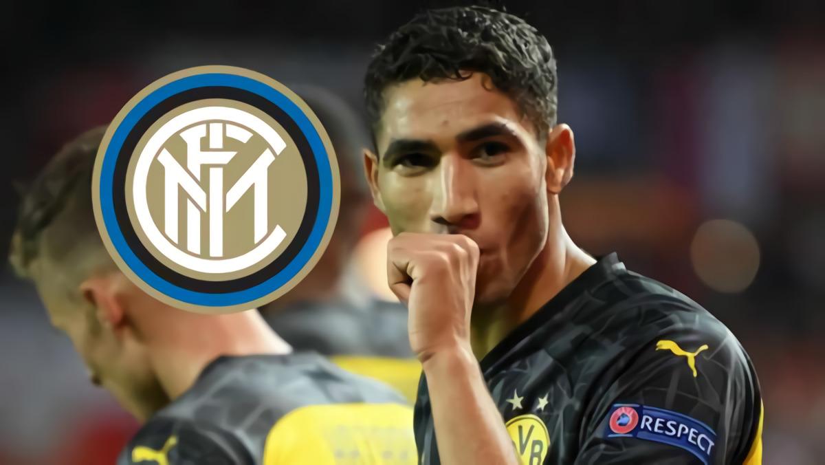 Achraf Hakimi: Gaya Antonio Conte Di Inter Milan Sangat Cocok Dengan Saya