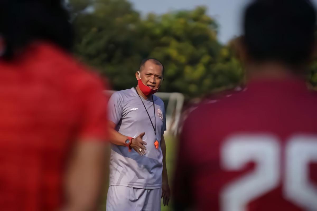 Skuad Persija Jakarta Kembali Latihan Dari Rumah