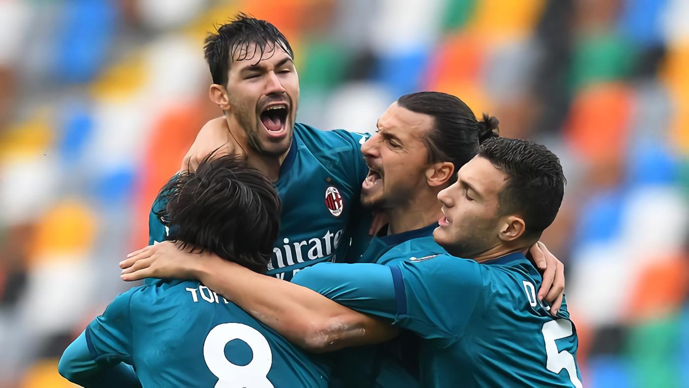 Klasemen Liga Italia: AC Milan Nyaman di Puncak