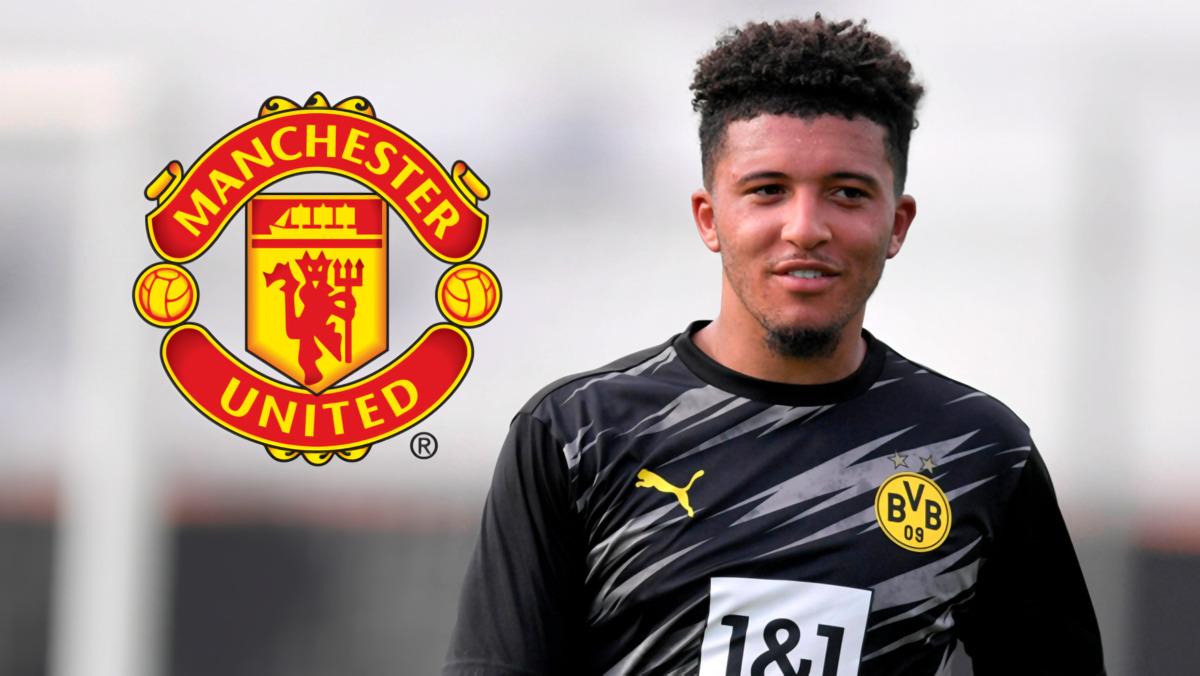 """Manchester United & Jadon Sancho Sepakat """"Paksakan"""" Transfer Pada Januari 2021"""