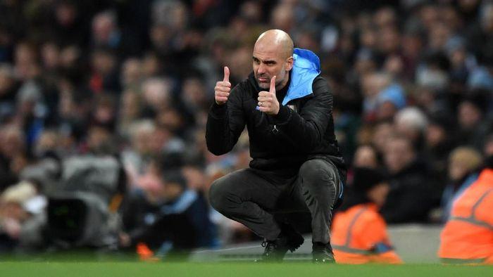 Resmi! Pep Guardiola Perpanjang Kontrak di Man City