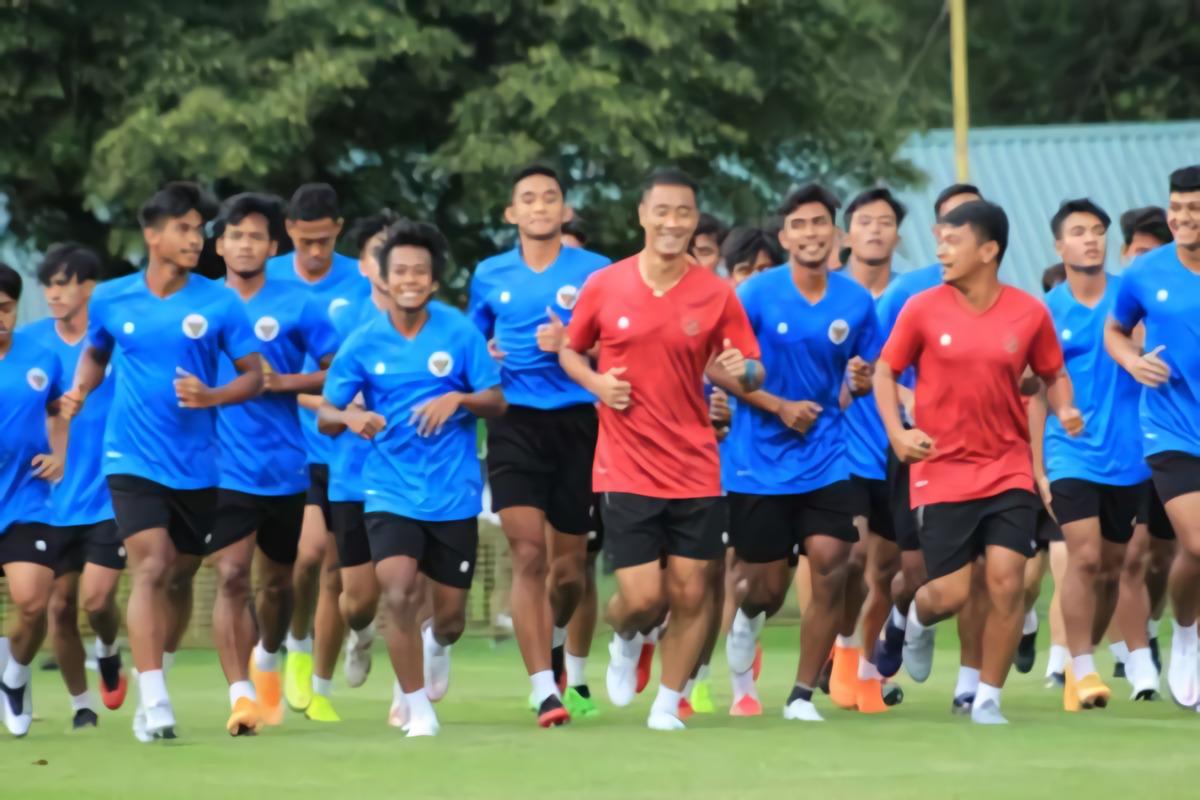 Pertahanan Timnas Indonesia U-19 Jadi Perhatian Serius Shin Tae-Yong
