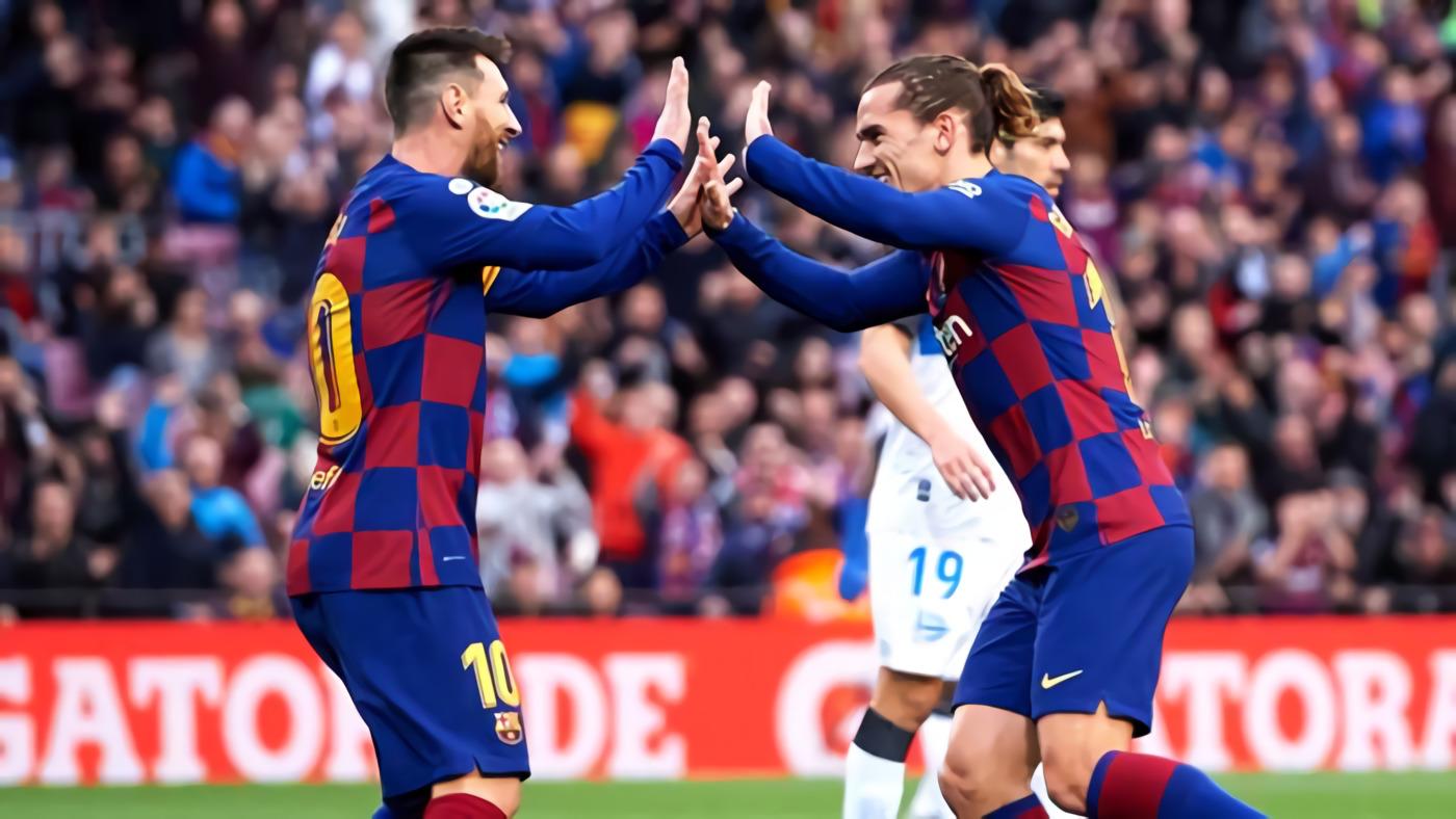 Antoine Griezmann: Kami Harap Lionel Messi Bertahan Di Barcelona