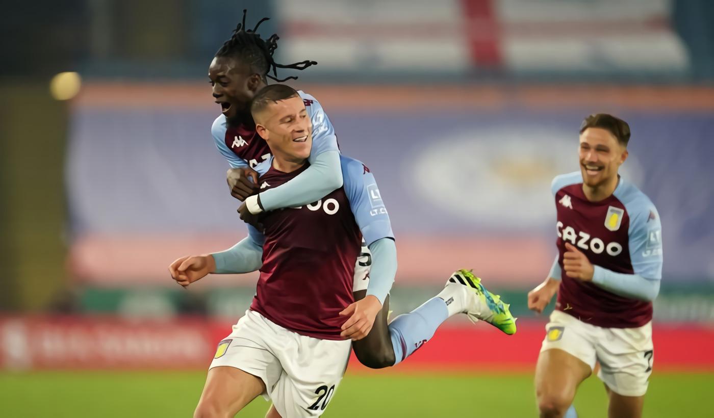 Ross Barkley Menangkan Aston Villa Atas Leicester 1-0
