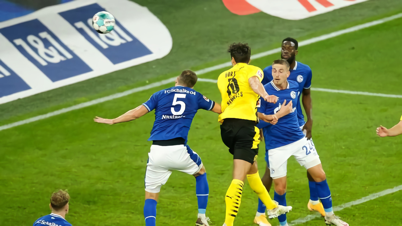 Dortmund Hajar Schalke 3-0