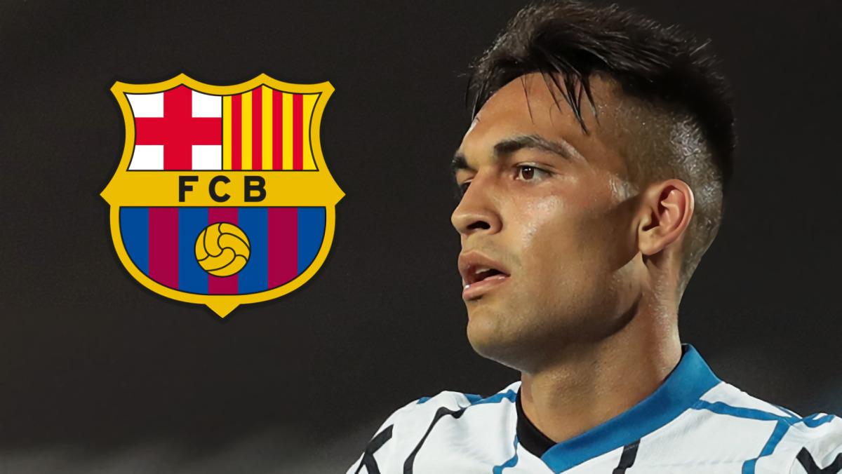 Barcelona Siapkan Tawaran Terakhir Untuk Boyong Lautaro Martinez Dari Inter Milan