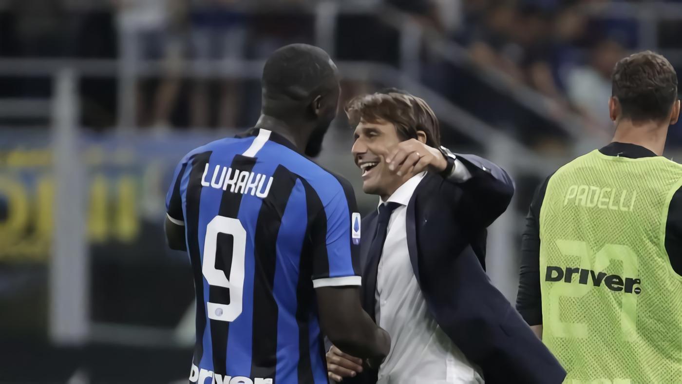 Jasa Conte pada Romelu Lukaku