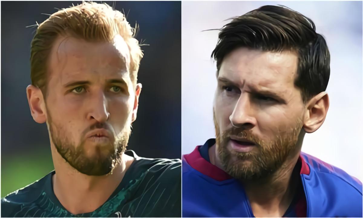 Harry Kane Prediksi Lionel Messi Pada Akhirnya Akan Hijrah Ke Liga Primer Inggris
