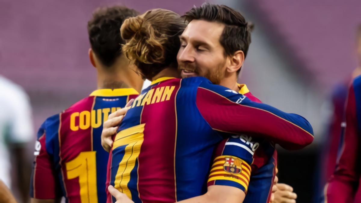 Olivier Giroud: Antoine Griezmann Masa Depan Barcelona, Lionel Messi Tidak