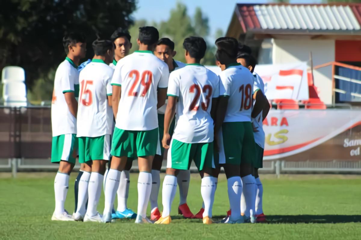 Kroasia Membinasakan Timnas Indonesia U-19