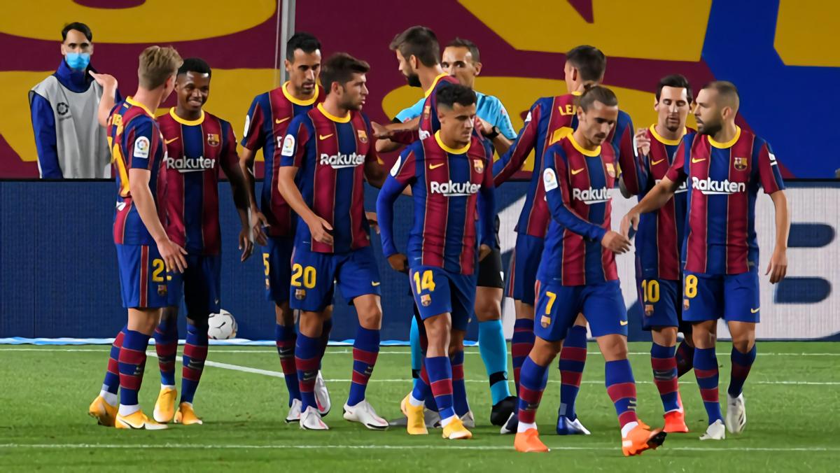 Apakah Performa Barcelona Terpengaruh Oleh Pemotongan Gaji?