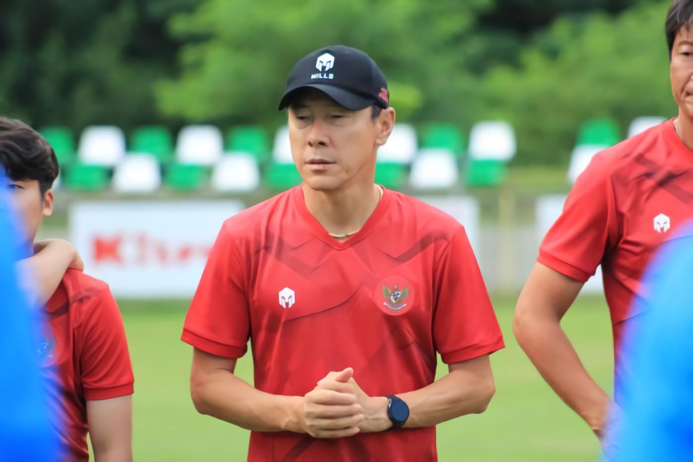 Shin Tae-Yong Pelatih Timnas Indonesia U-19: Permainan Kami Membaik