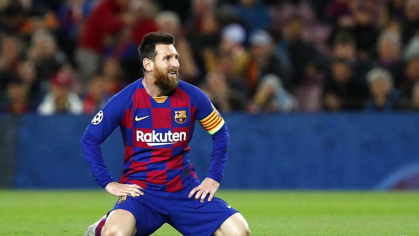 Studi Terbaru Ungkap Nilai Pasar Lionel Messi Cuma Segini