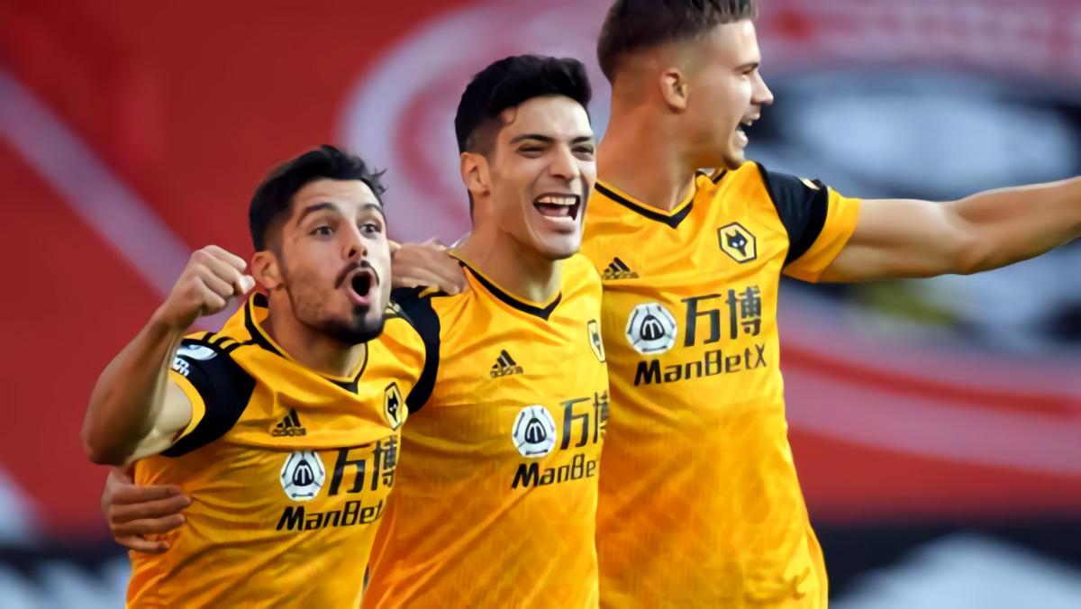 Dua Gol Kilat Wolves Taklukkan Sheffield