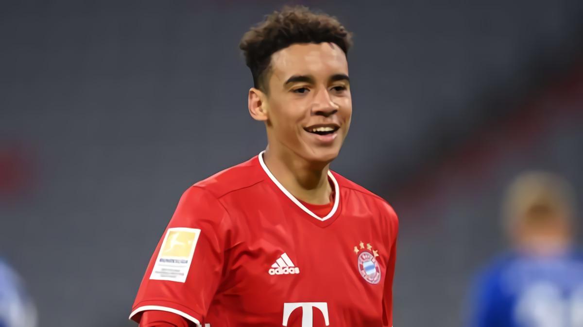 Bayern Munich Pesta Delapan Gol, Wonderkid Jamal Musiala Pecah Rekor