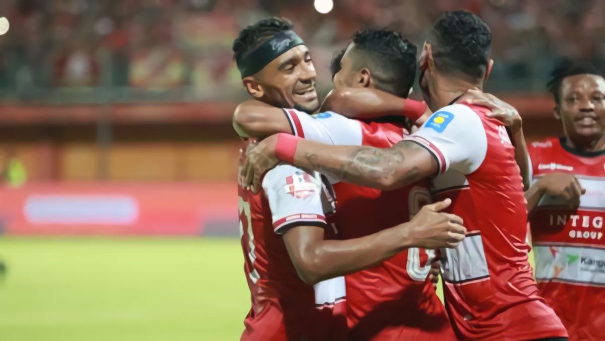 Madura United Kembali Berkandang Di Pamekasan