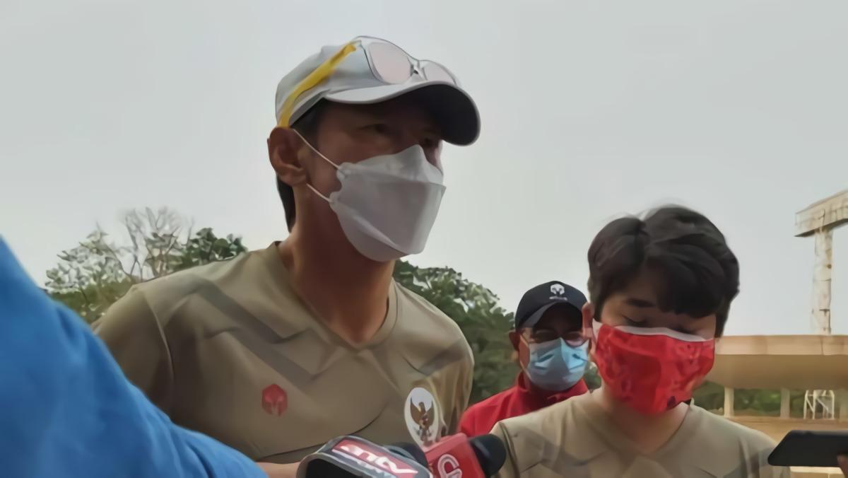 Sin Tae-Yong Sebut Kiper Timnas Indonesia U-19 Belum Kompetitif