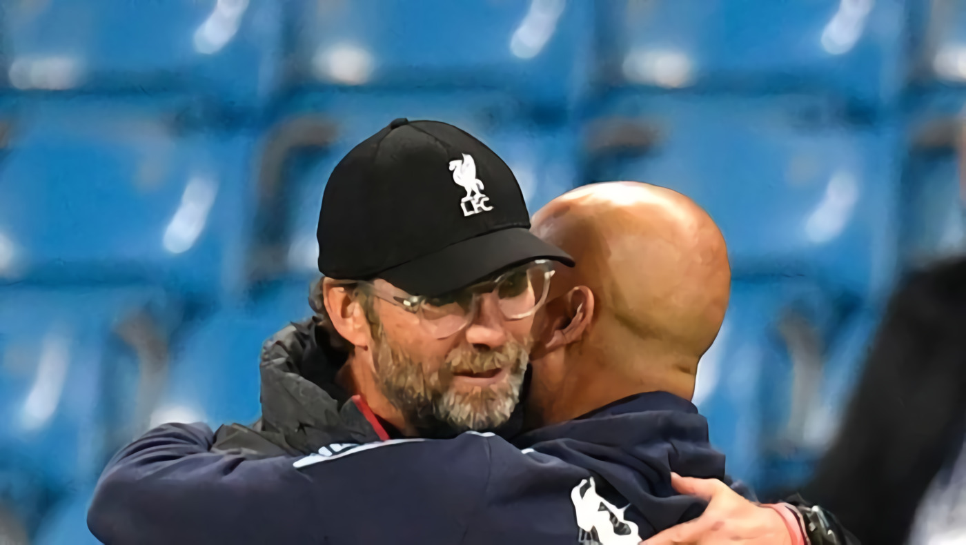 Man City Vs Liverpool: Masihkah Klopp Jadi 'Kryptonite' Guardiola?