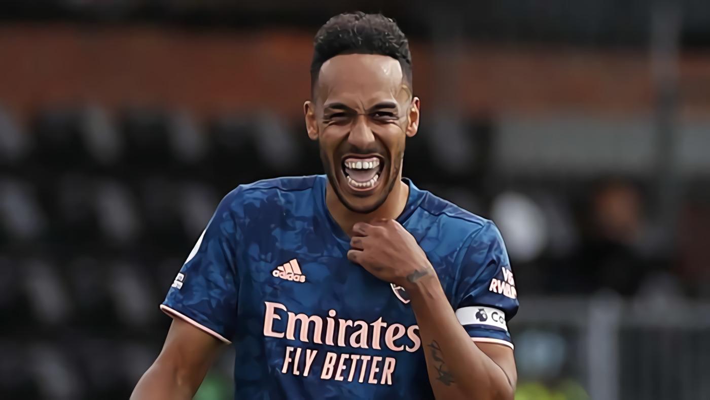 Arsenal Resmi Perpanjang Kontrak Pierre-Emerick Aubameyang