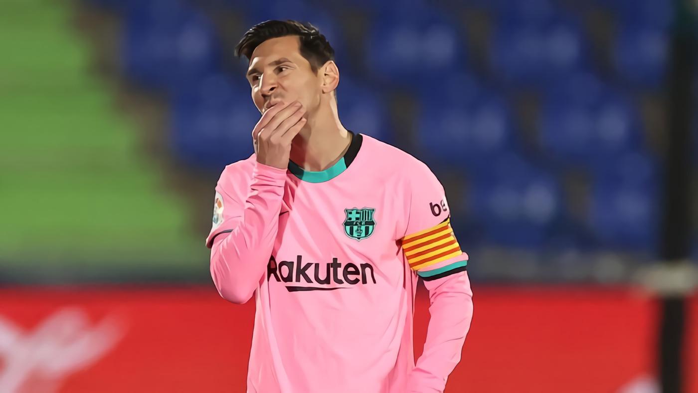 Reputasi Messi Bakal Hancur Jika Tinggalkan Barcelona