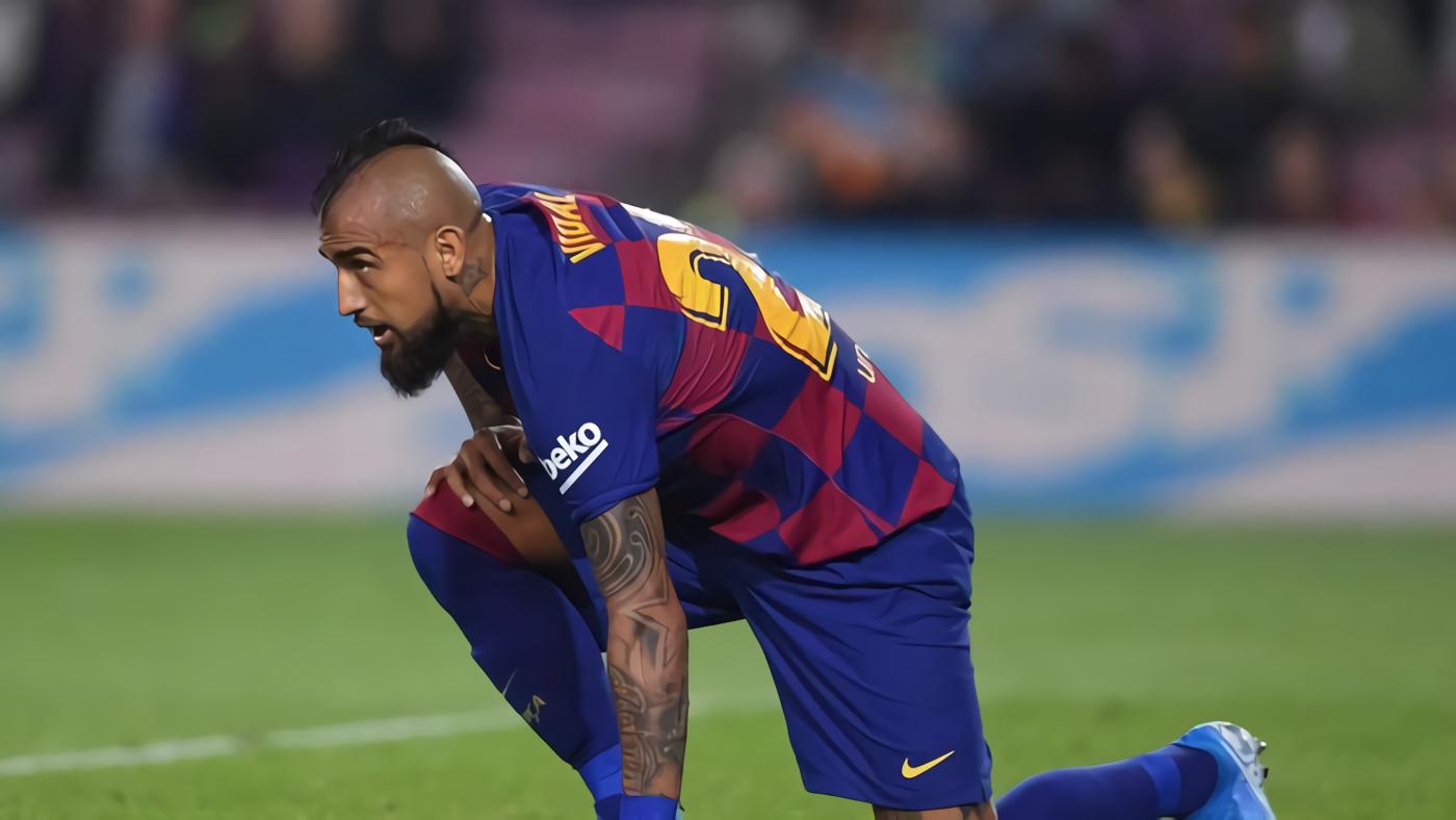 Vidal: Selamat Tinggal, Barcelona!