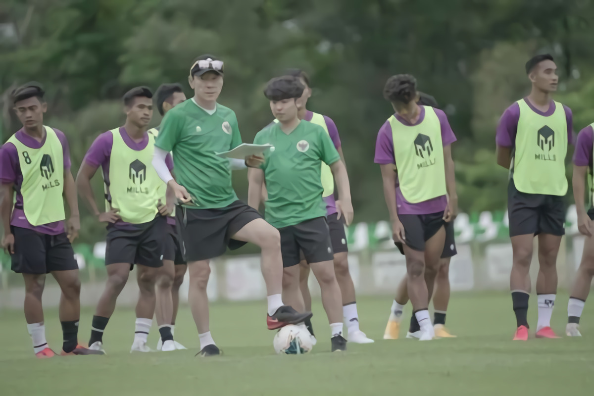 Shin Tae-Yong & Bima Sakti Ubah Program Latihan