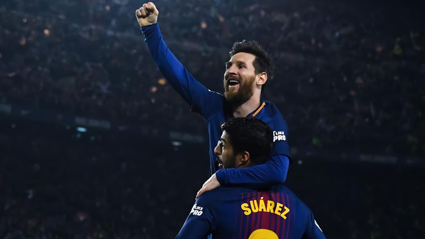 Messi Lesu di Awal Musim Ini, Luis Suarez Bilang Begini