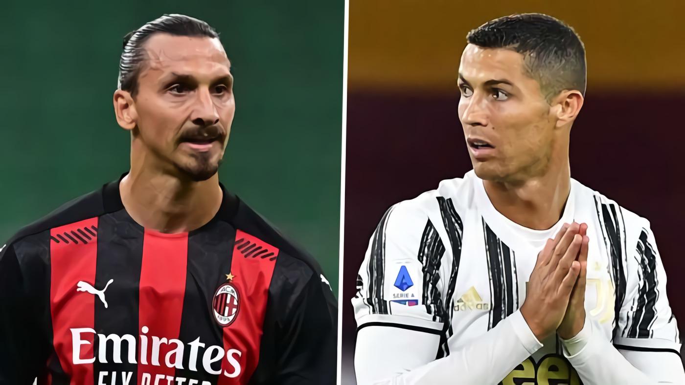 'Efek Zlatan Ibrahimovic Di AC Milan Lebih Terasa Ketimbang Cristiano Ronaldo Di Juventus'