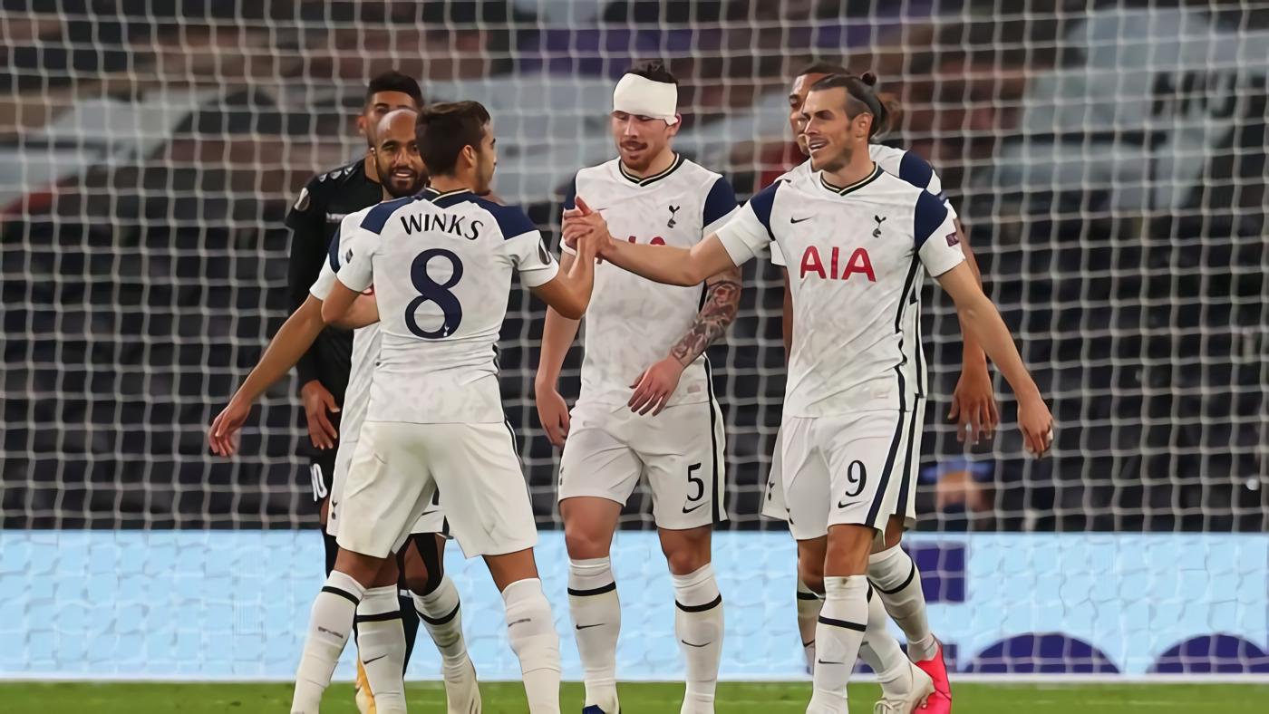 Tottenham Vs LASK: The Lilywhites Menang 3-0