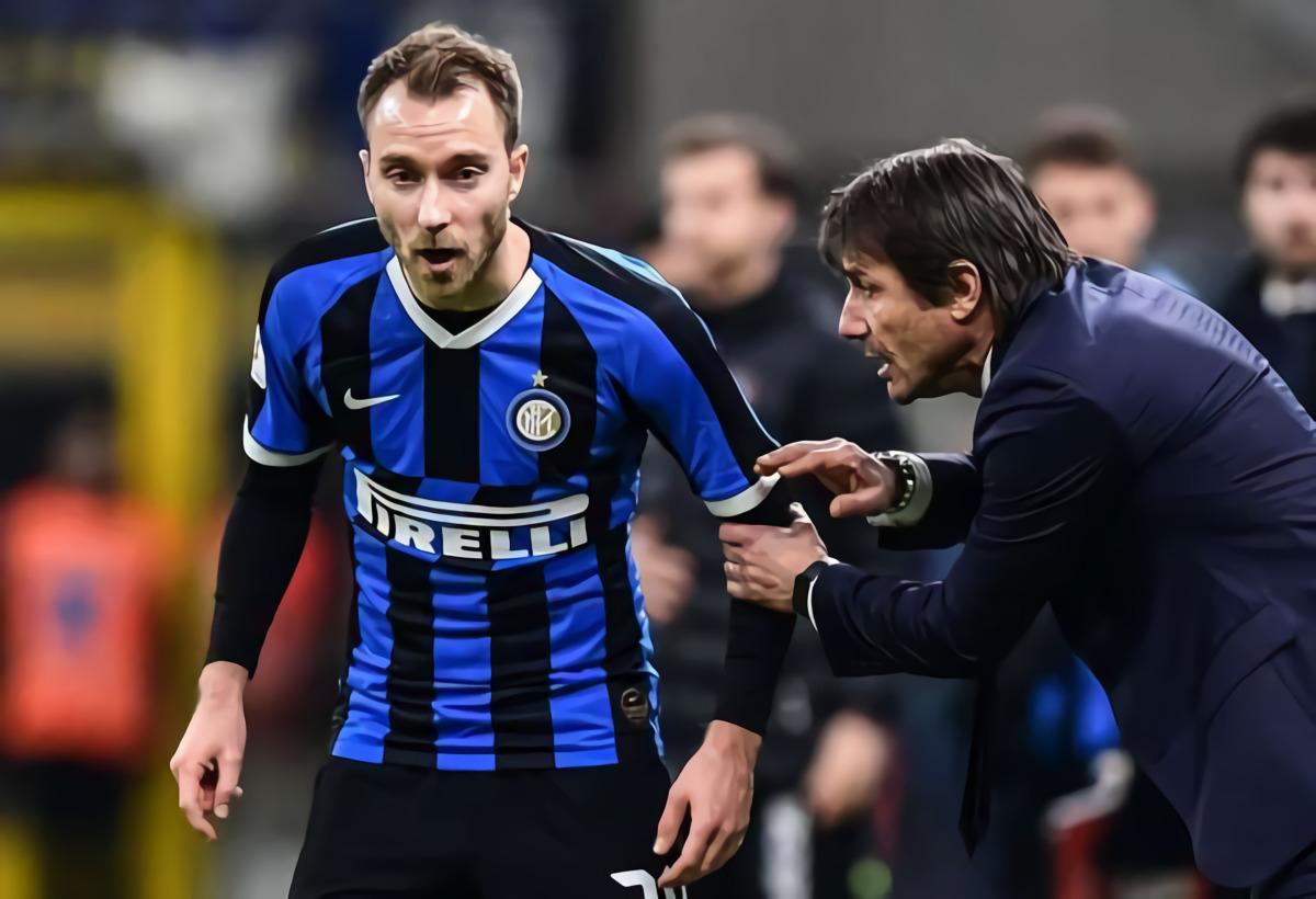 Inter Milan Jual Christian Eriksen Demi N'Golo Kante Dari Chelsea