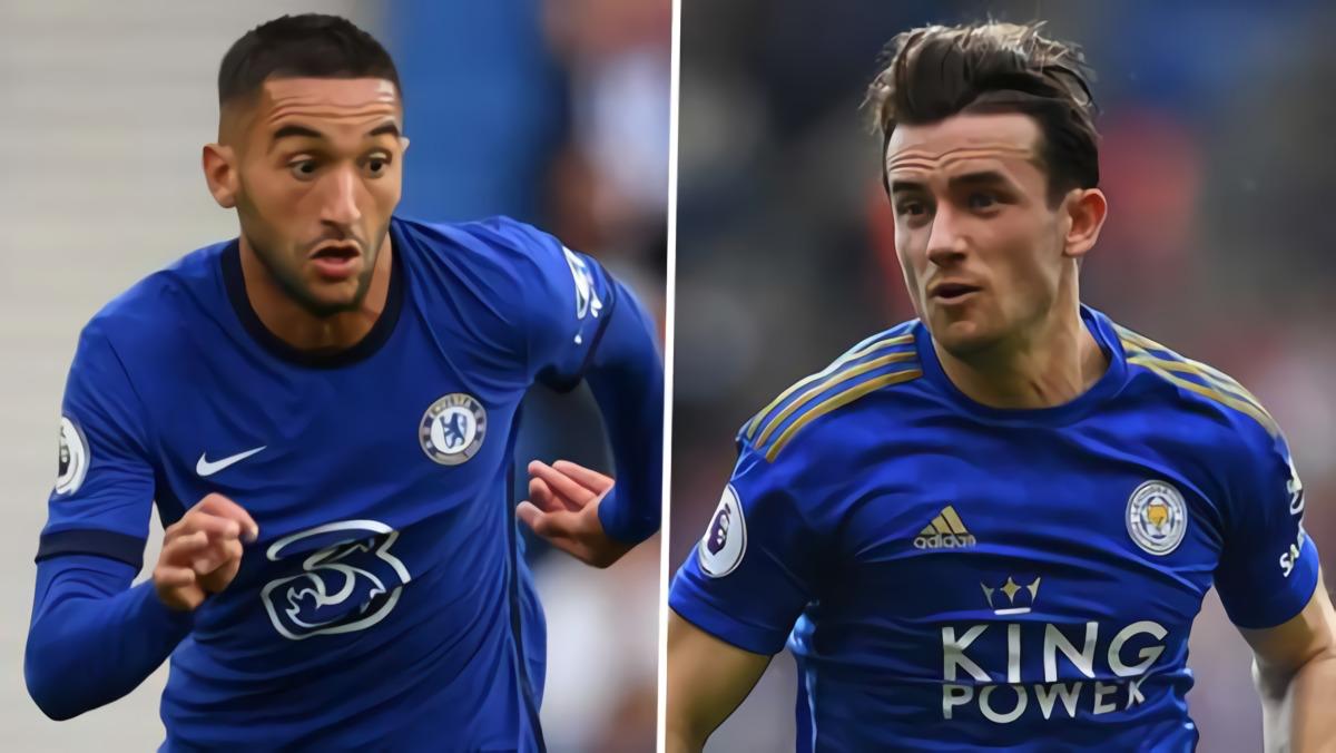 Tiga Pemain Baru Chelsea Hakim Ziyech, Thiago Silva, & Ben Chilwell Absen Lawan Brighton
