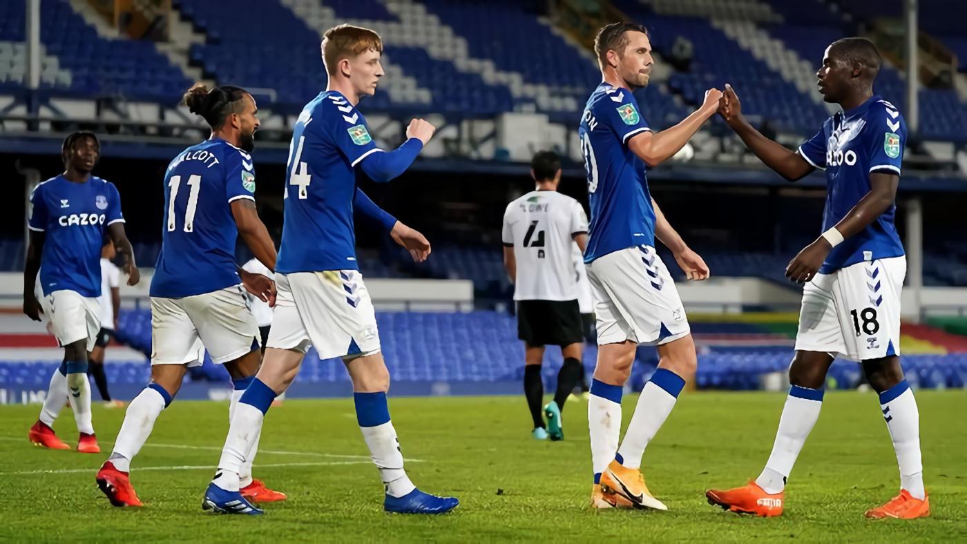 Hasil Piala Liga Inggris: Leeds United Kandas, Everton Menang
